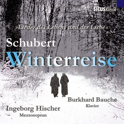 Schubert, WINTERREISE, CD
