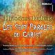 Dubois, Les Sept Paroles du Christ, CD